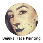 Bejuka Face Painting